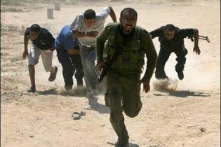 Палестинські бойовики за два дні випустили півсотні ракет по Ізраїлю