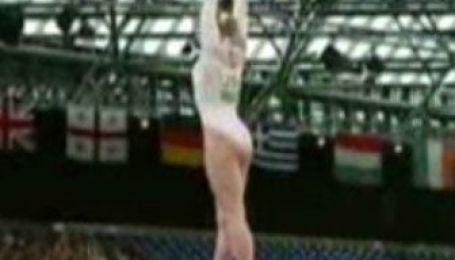 Чемпіонат Європи з гімнастики у Нідерландах