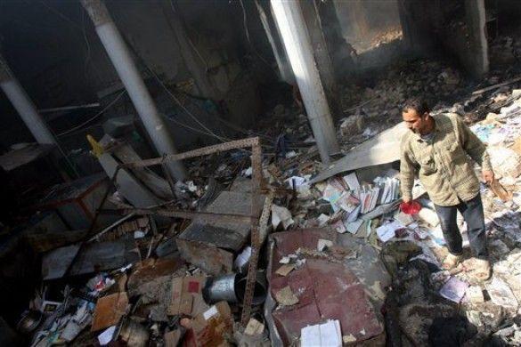 Вибух у Багдаді