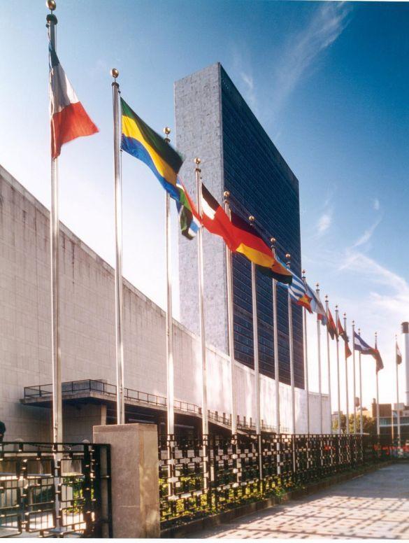 ООН може понизити статус Росії