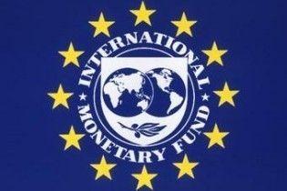МВФ не вимагає перегляду бюджету