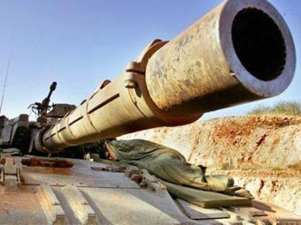 Ізраїльський танк