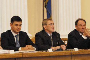Черновецький знову призначив своїх заступників, яких звільнив Ющенко
