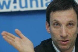 Портніков заявив про перший документований факт цензури в Україні