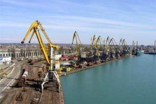 Грузинский порт Поти прекратил прием грузов