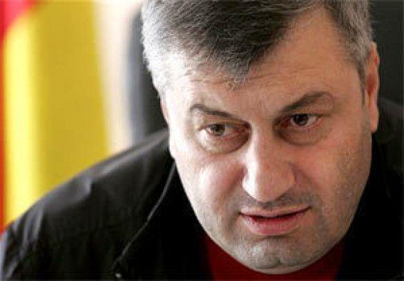 Президент Республіки Південна Осетія Едуард Кокойти