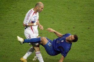 Скандал ЧМ-2006: Зидан наконец помирился с Матерацци
