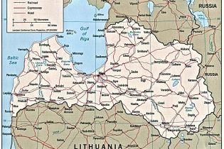 Латвія може зникнути з карти Європи