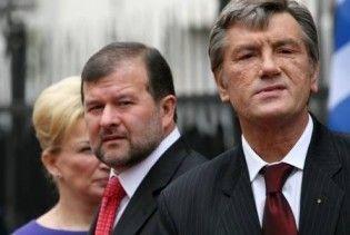 Балога: Ющенко має шанс знову стати президентом