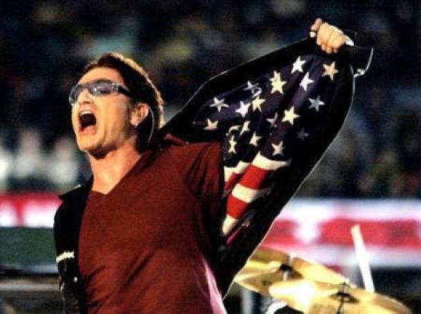 Гурт U2 знову визнали найбагатшим у світі