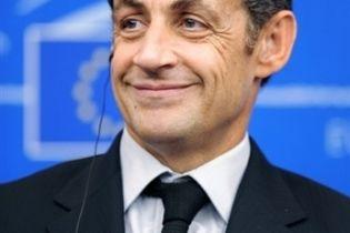 Поймали обидчиков Саркози