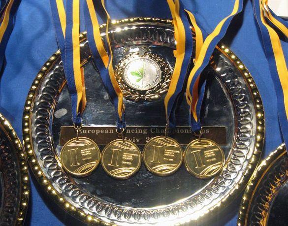 Золоті медалі