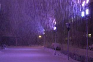 Україну вкриє снігом