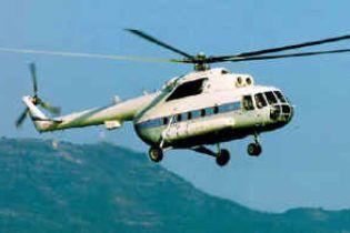 Вертоліт ООН розбився в Ліберії