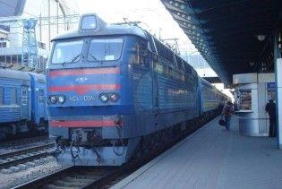 В Ровенской области горел поезд: есть 2 пострадавших