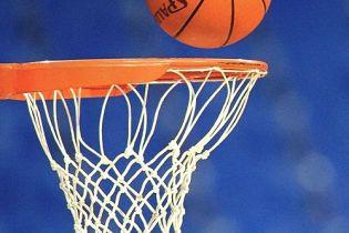 Поразки українських баскетбольних команд