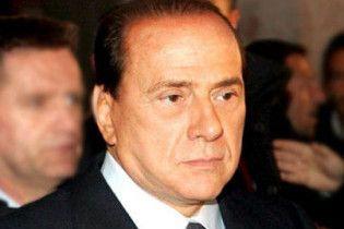 Берлусконі запропонував поселити постраждалих від землетрусу на своїх віллах