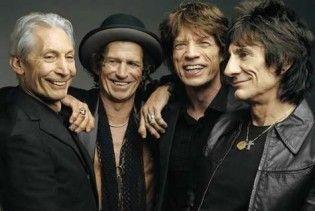 Пісні The Rolling Stones увічнять у назвах вулиць