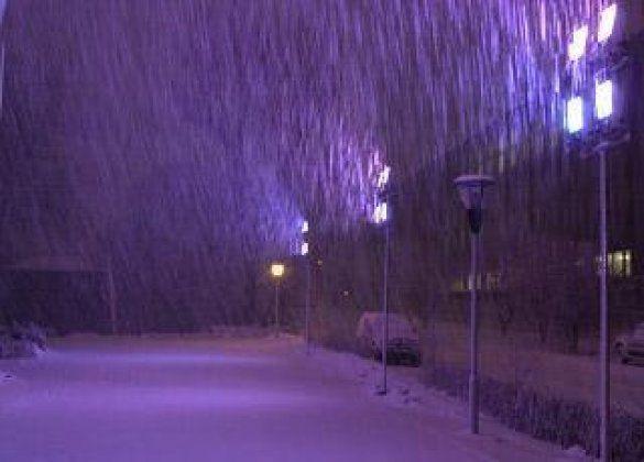 Снігові замети (Фото: foto.mail.ru)