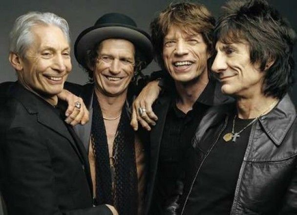 Рейтинг найдорожчих весільних музикантів очолили Rolling Stones