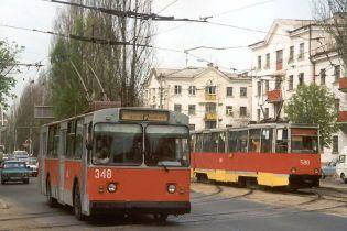 У Харкові страйкують водії трамваїв (відео)