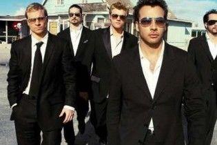 Backstreet Boys виступлять у Києві в грудні