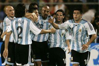 Марадона назвав склад Аргентини на чемпіонат світу-2010