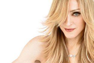 Мадонна записала для росіян нецензурне привітання