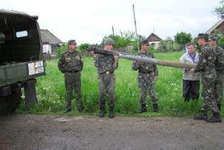 На Запоріжжі двоє солдат отримали поранення від вибуху бомби