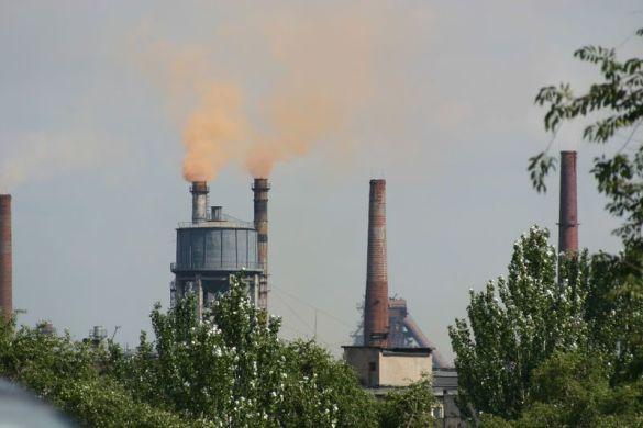 Важка індустрія в Донецькій області
