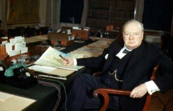 Уїнстон Черчилль (Фото: 2uk.ru)