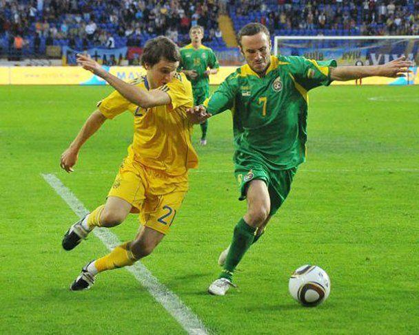 Алієв і Шевченко розгромили Литву