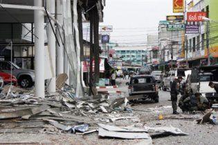 На півдні Таїланду пролунали вибухи: є жертви