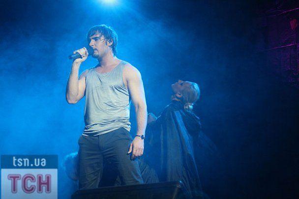 Козловський розігріє Брітні Спірс перед концертом у Києві