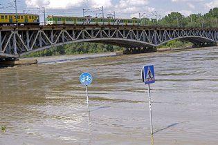 От наводнения в Польше пострадали 30 тысяч человек