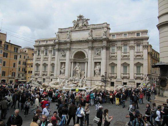 Італія, Рим