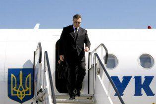 Янукович поїхав у Львів на Раду регіонів