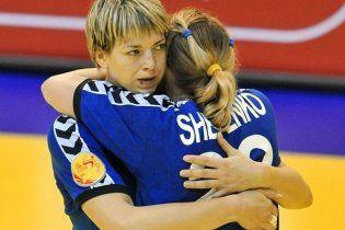 Українські гандболістки вийшли на Євро-2010