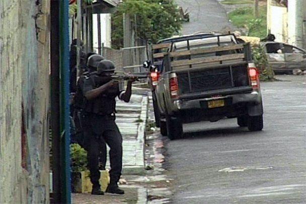 Нарковійни на Ямайці