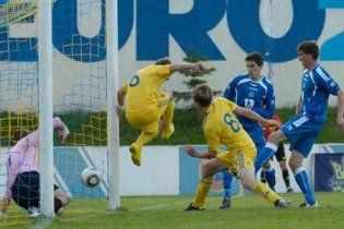 Україна розгромила боснійців в еліт-раунді Євро-2010