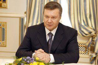 Янукович определил основы политики Украины: на первом месте Европа