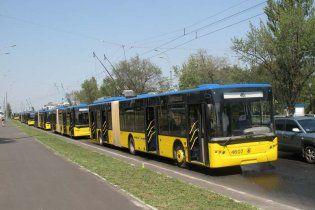 До Євро-2012 Київ закупить 500 тролейбусів і автобусів