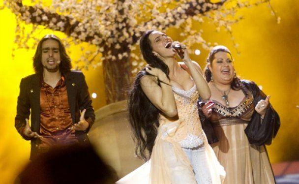 """Alyosha увійшла до фіналу """"Євробачення - 2010"""""""