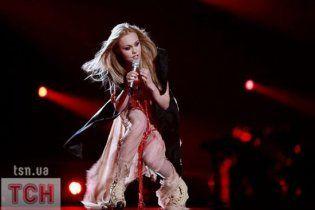 Alyosha не задоволена принципом голосування на Євробаченні