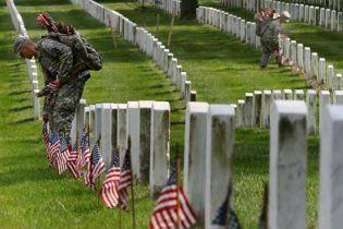 В Афганистане погиб тысячный американский солдат
