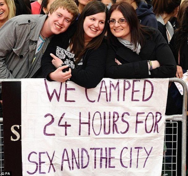 """""""Секс у великому місті - 2"""" презентували у Лондоні"""