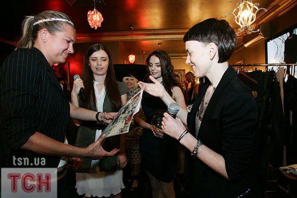 """Ліля Літковська презентувала колекцію """"Сон у зимову ніч"""""""