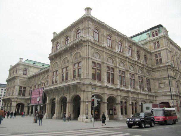 Аристократизм по-австрійськи – Відень