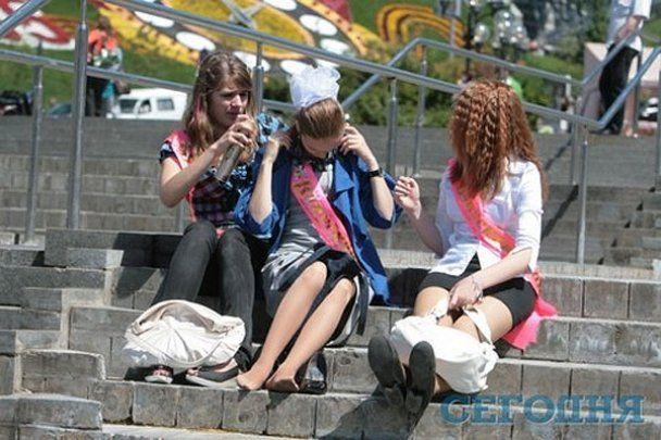 В Україні пролунав останній дзвоник