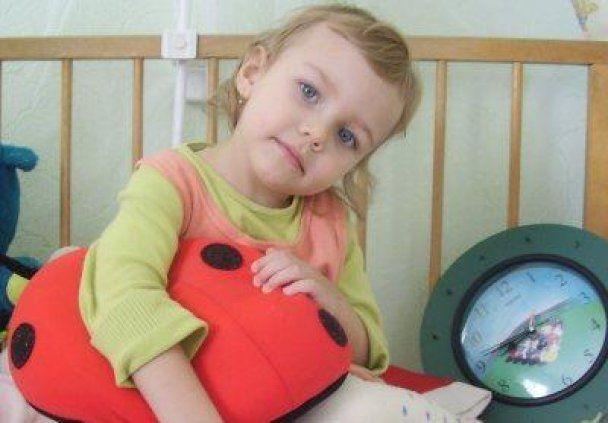Допоможіть врятувати життя маленькій Вероніці
